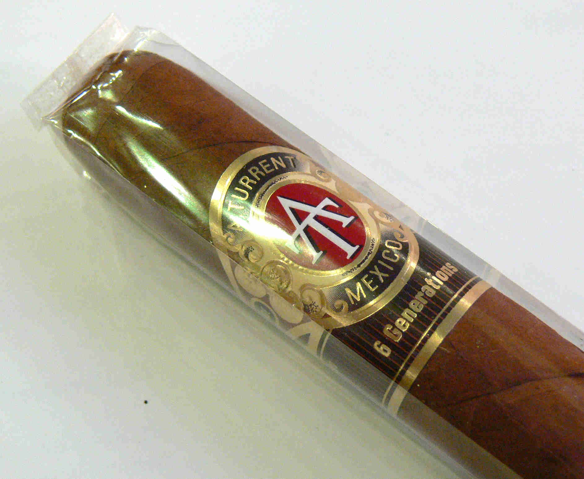 A.Turrent Mexico Robusto