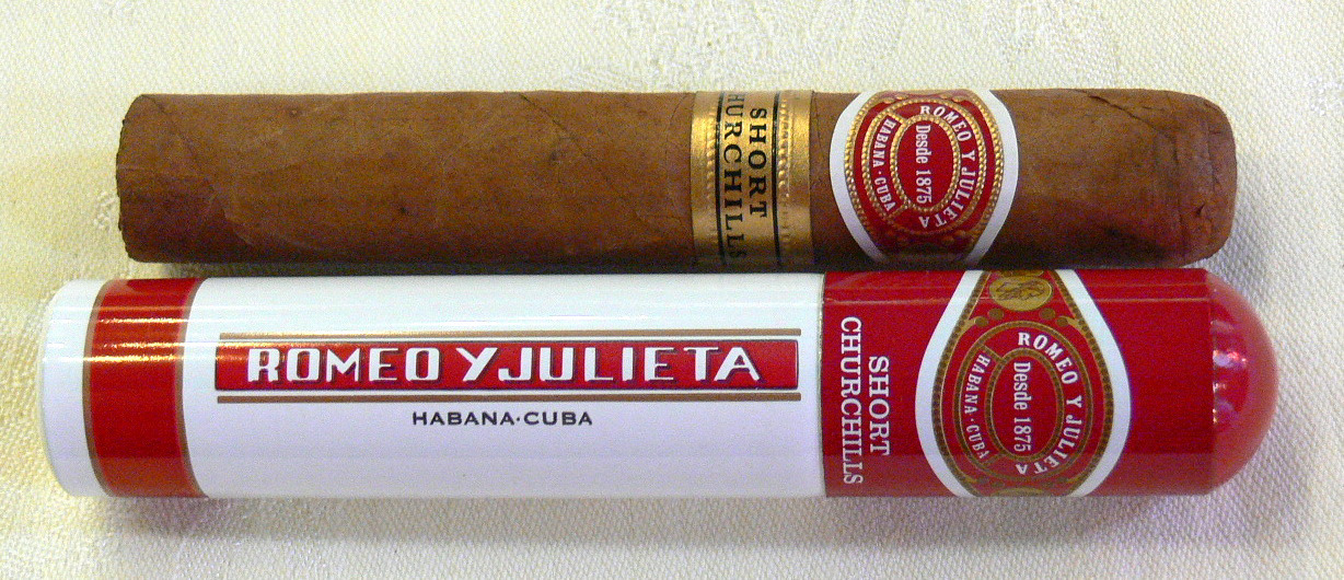 Romeo & Julieta Short Churchils