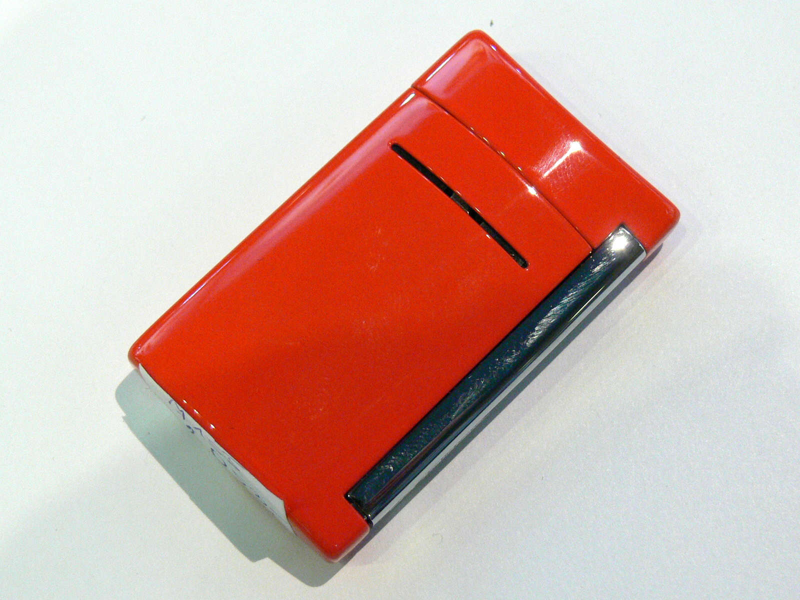 Zapalovač J.T. Dupont orange Mini