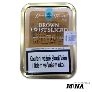 Brown Twist Sliced (Gawith Hoggarth)